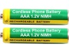 BT AAA Cordless Phone Batteries