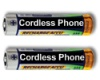 AAA Cordless Phone Batteries