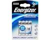 1.5V 1.5-Volt Lithium AAA Batteries L92