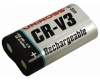 Rechargeable CR-V3 Batteries
