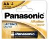 Panasonic Alkaline Power Batteries
