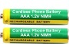Rechargeable Batteries for House Phones