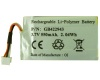 3.7V Li-Polymer Phone Batteries