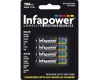 Infapower Rechargeable Batteries