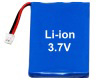 3.7V Li-ion Cordless Phone Batteries