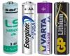 Lithium AA AAA Batteries