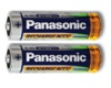 Panasonic Rechargeable Batteries