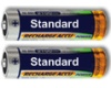 Panasonic Standard Rechargeable Batteries
