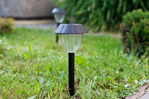 garden solar light batteries